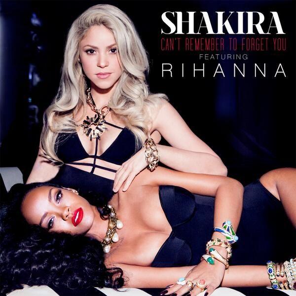 Shakira Featuring Rihanna - January 2014 - BellaNaija