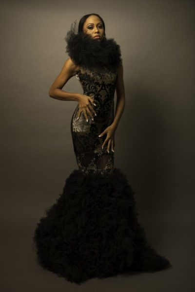 Sisiano Ms. Green - Midnight Fantasy Collection  - BellaNaija - January2014002