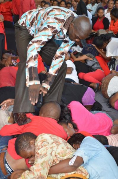 South Africa Church - January 2014 - BellaNaija 02