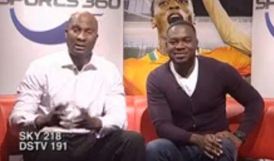 Sports 360 on Vox Africa - January 2014 - BellaNaija