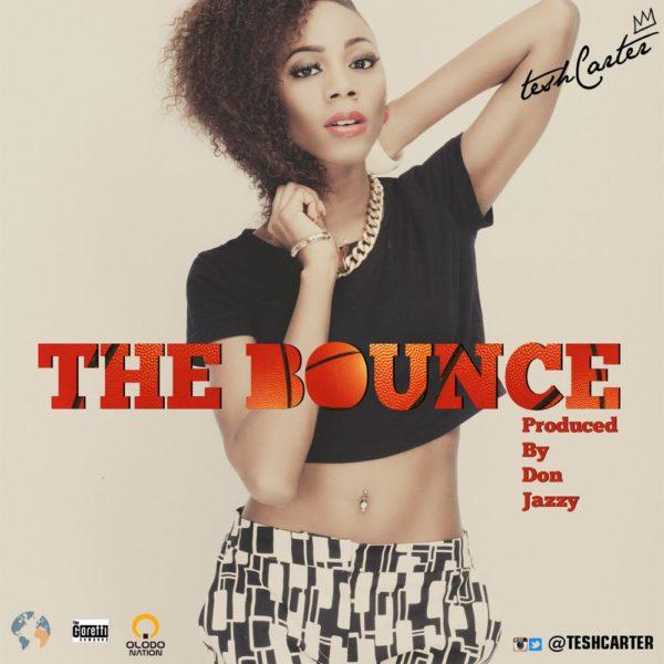 Tesh Carter - The Bounce (Prod. Don Jazzy) - January 2014 - BellaNaija