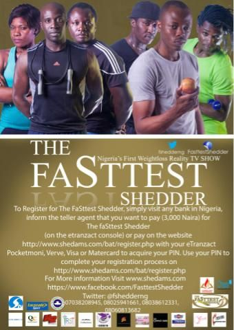 The Fastest Shedder Competition - BellaNaija - January 2014