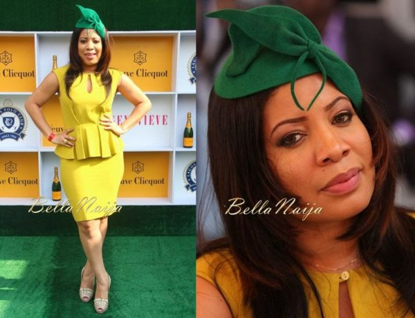 The Genevieve Magazine & Veuve Clicquot - Fashion & Style Day Out in Lagos - January 2014 - BellaNaija - 005