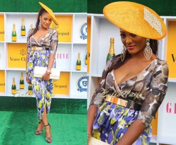 The Genevieve Magazine & Veuve Clicquot - Fashion & Style Day Out in Lagos - January 2014 - BellaNaija - 013