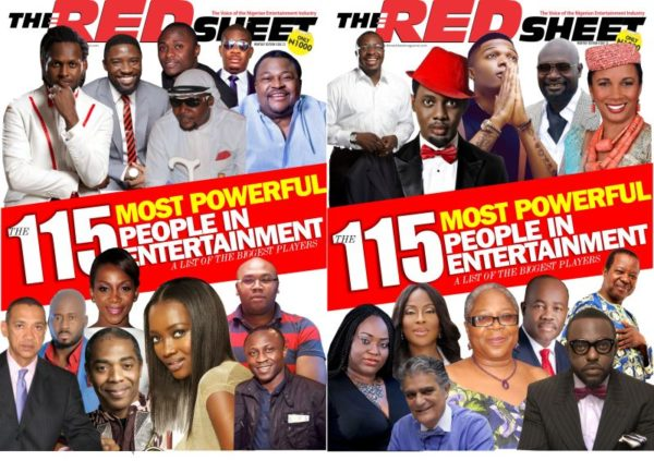 The Red Sheet Magazine - January 2014 - BellaNaija