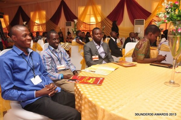 Think Oyo 30 Under 30 Awards - BellaNaija - January2014010