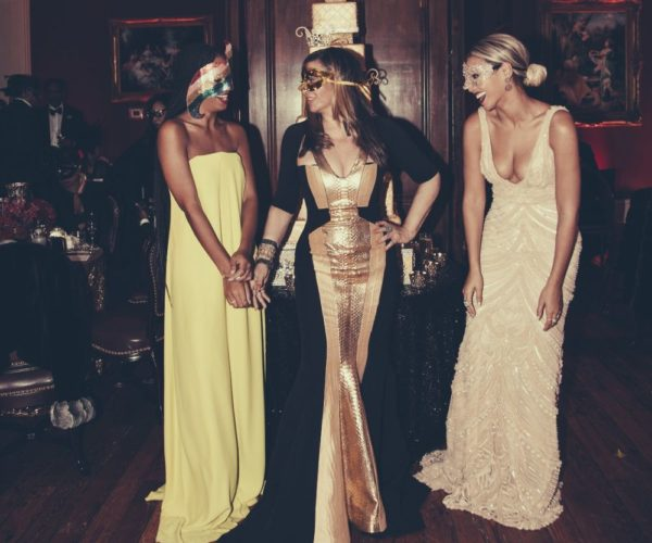 Tina Knowles' 60th Birthday Party - January 2014 - BellaNaija - 050
