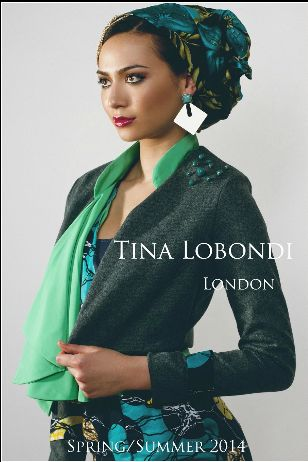 Tina Lobondi The Debut Collection - BellaNaija - January2014017