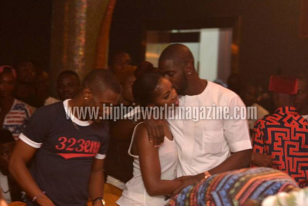 Tiwa Savage & Tee Billz - January 2014 - DJ Jimmy Jatt Industry Nite - January 2014 - BellaNaija 03