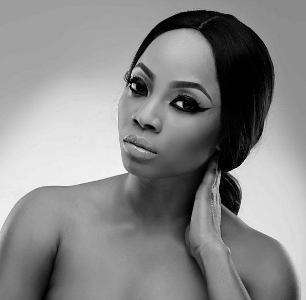 Toke Makinwa - Are you a Joker - January 2014 - BellaNaija