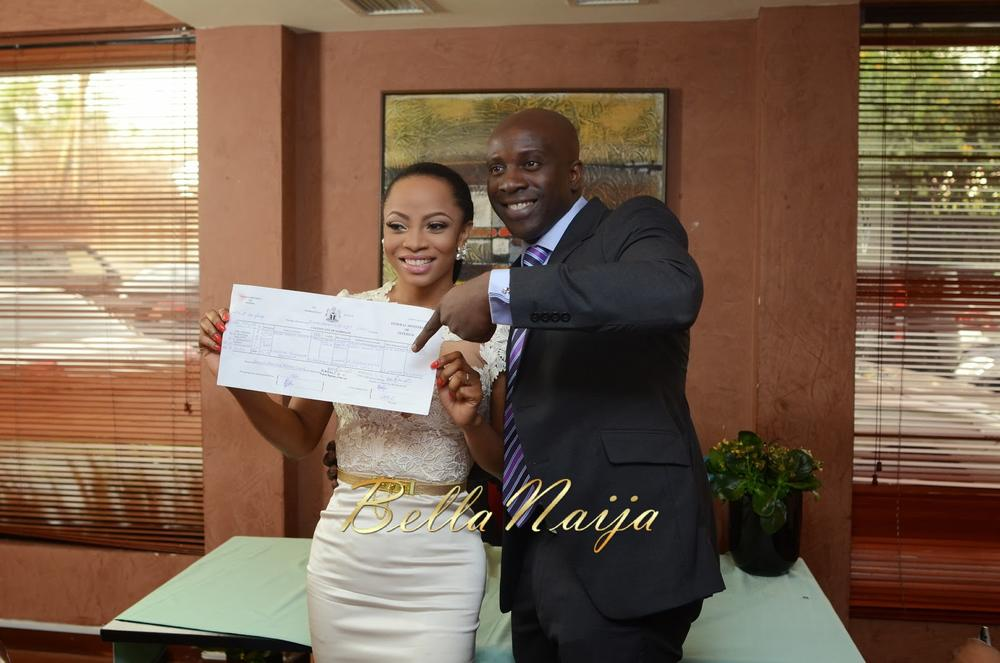 Toke Makinwa and Maje Ayida Wedding, January 2014, BellaNaija 020