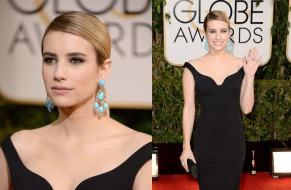 Top favourite Beauty looks from 2014 Golden Globes - BellaNaija - January 2014008