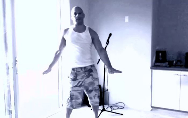 Vin Diesel - Drunk in Love - January 2014 - BellaNaija