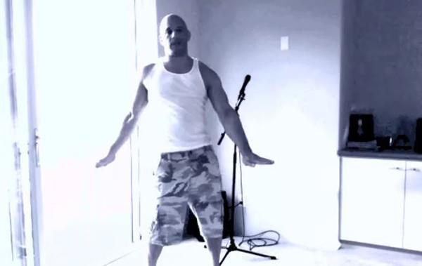 Vin Diesel - Drunk in Love - January 2014 - BellaNaija