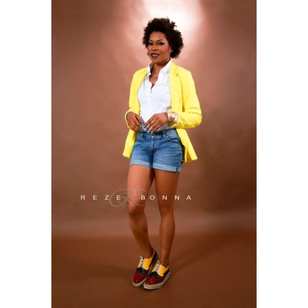 Yvonne Nwosu on White Shirt - January 2014 - BellaNaija - 022