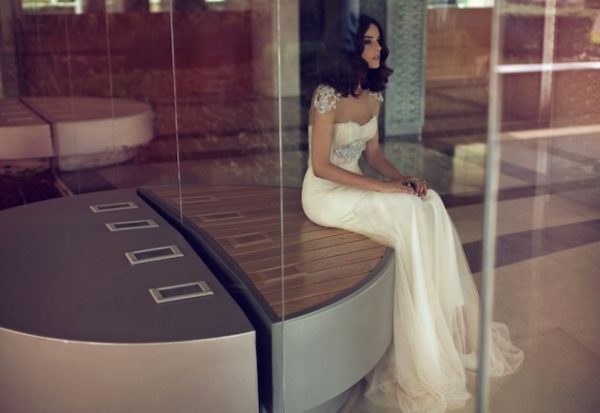 Zahavit Tshuba Bridal Collection 2014, Wedding Dresses 01
