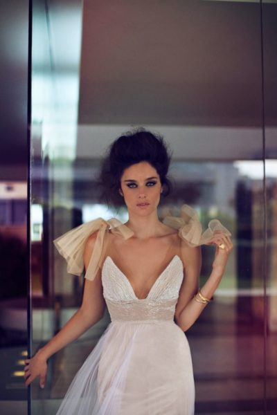 Zahavit Tshuba Bridal Collection 2014, Wedding Dresses 08