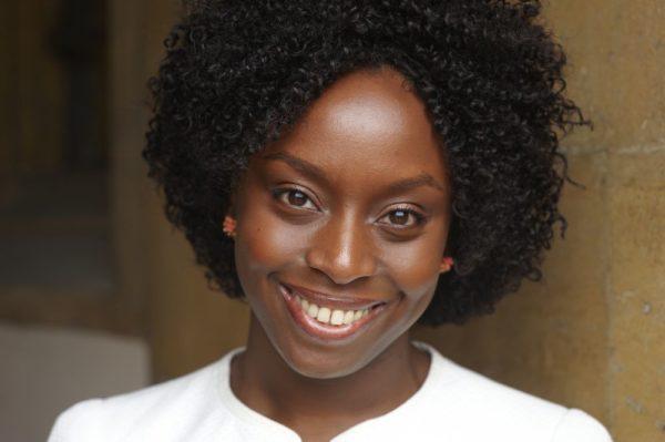 Chimamanda Ngozi Adichie Portrait