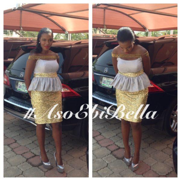 aso ebi, asoebi, asoebibella,Sayo dress by pinky kulu
