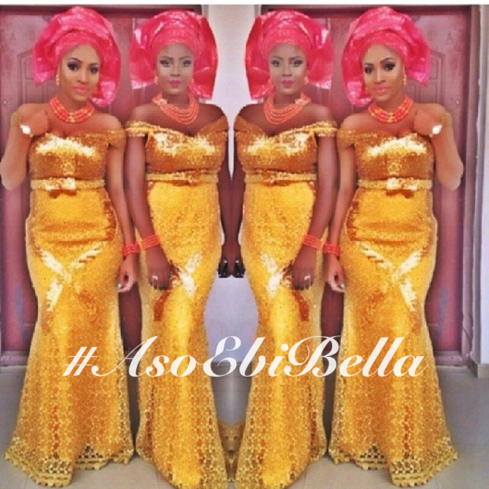 Bella Naija Aso Ebi Edition Follow Bella Naija Weddings On Instagram