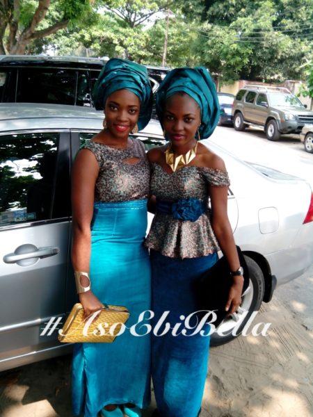 asoebi style, aso ebi, asoebibella,Amaka & Ify