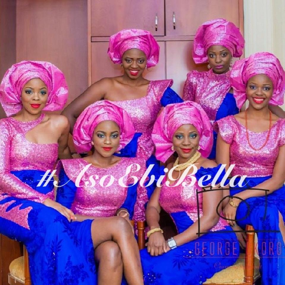 Nigerian Weddings, Wedding Mint Green And Color