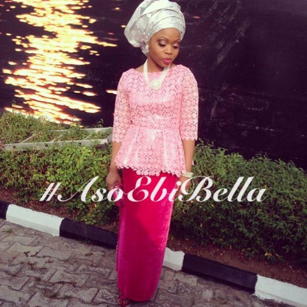 asoebibella, aso ebi, asoebi,@missnonyen, makeup by @beautycookstudio