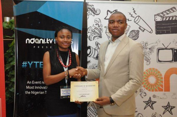 10YTech100  Most Innovative In The Nigerian Tech Space - BellaNaija - February - 2014 010