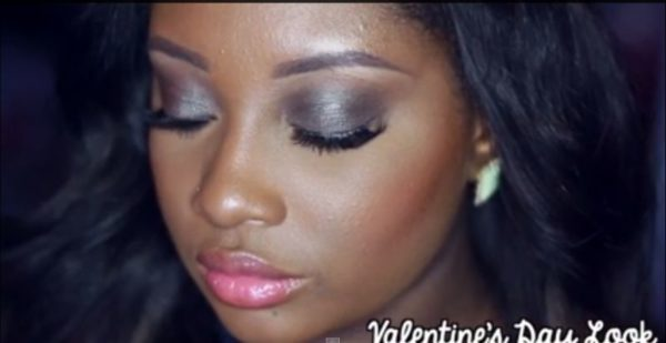 5 Valentine's Day Makeup Tutorials - BellaNaija - February 2014004