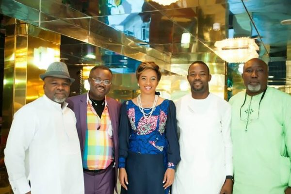 AGN visits President Jonathan at the State House, Abuja - February 2014 - BellaNaija - 024