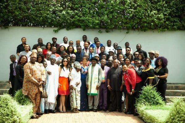 AGN visits President Jonathan at the State House, Abuja - February 2014 - BellaNaija - 029