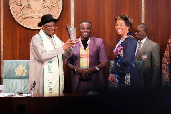 AGN visits President Jonathan at the State House, Abuja - February 2014 - BellaNaija - 034