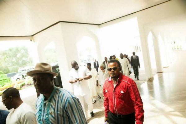AGN visits President Jonathan at the State House, Abuja - February 2014 - BellaNaija - 036