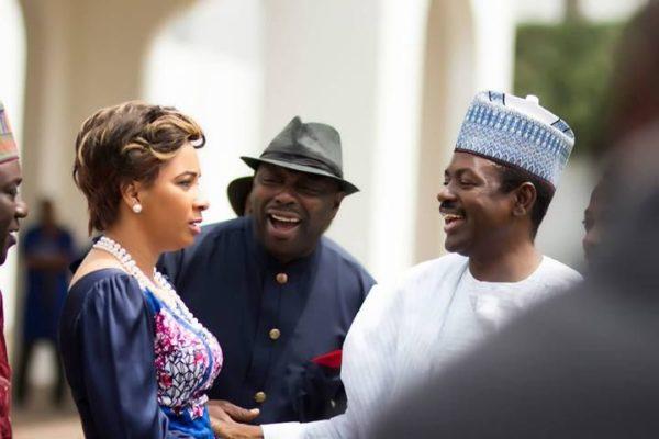 AGN visits President Jonathan at the State House, Abuja - February 2014 - BellaNaija - 045