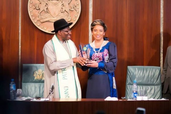AGN visits President Jonathan at the State House, Abuja - February 2014 - BellaNaija - 063