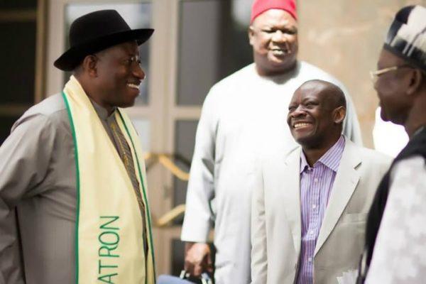 AGN visits President Jonathan at the State House, Abuja - February 2014 - BellaNaija - 078