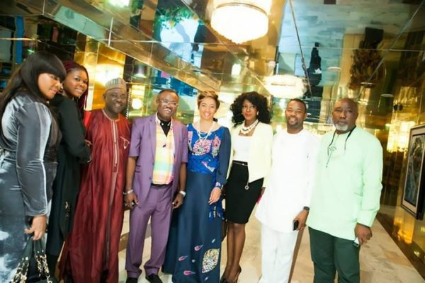 AGN visits President Jonathan at the State House, Abuja - February 2014 - BellaNaija - 083