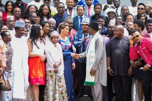 AGN visits President Jonathan at the State House, Abuja - February 2014 - BellaNaija - 091