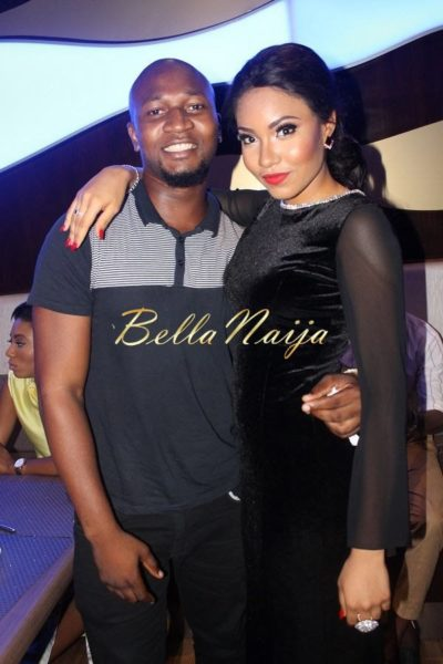 Anna Ebiere Banner's 19th Birthday Party in Lagos - February 2014 - BellaNaija - 036
