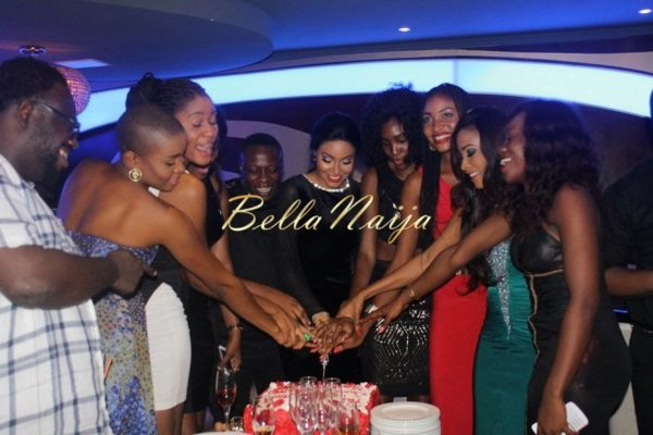 Anna Ebiere Banner's 19th Birthday Party in Lagos - February 2014 - BellaNaija - 053