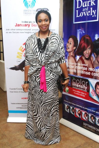 Awesome Treasures Foundation Metamorphosis 2 Summit with Lóreal - BellaNaija - February2014019