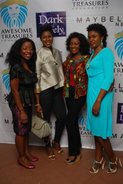 Awesome Treasures Foundation Metamorphosis 2 Summit with Lóreal - BellaNaija - February2014030