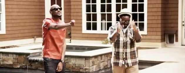 BN Video Premiere - 2Face Idibia, T-Pain - Rainbow Remi - February 2014 - BellaNaija