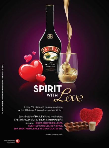 Baileys Spirit With Love Valentine Campaign - BellaNaija - February 2014 (1)