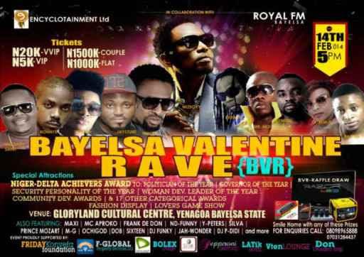 Bayelsa Valentine Rave - February 2014 - BellaNaija