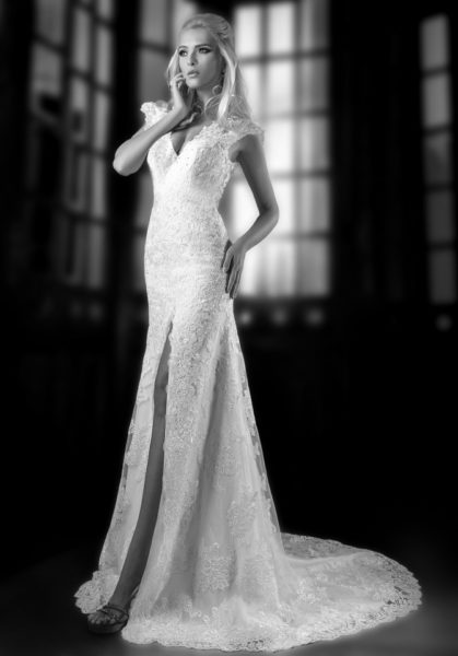 BellaNaija Weddings BN BridalChristine luxury wedding dress by bien savvy (1)