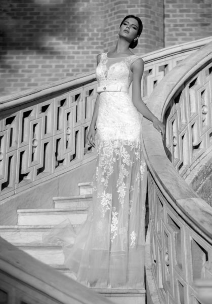 BellaNaija Weddings BN Bridalwedding-dresses_bien_savvy_one love 2014 melanie