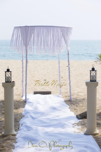 Berry Anita & Kesiena Cakes BellaNaija Wedding - Natural Hair Bride, Outdoor Beach Lagos Wedding - 0AnitaKesFinalEdit_079