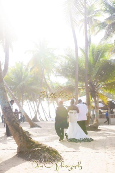 Berry Anita & Kesiena Cakes BellaNaija Wedding - Natural Hair Bride, Outdoor Beach Lagos Wedding - 0AnitaKesFinalEdit_249