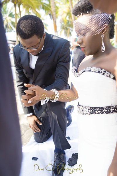 Berry Anita & Kesiena Cakes BellaNaija Wedding - Natural Hair Bride, Outdoor Beach Lagos Wedding - 0AnitaKesFinalEdit_313